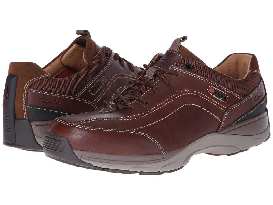 Clarks - Skyward Vibe (Brown) Men's Shoes