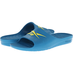 SALE! $12.99 - Save $7 on Reebok Kobo VI JClip (Conrad Blue Ultimate Yellow) Footwear - 35.02% OFF $19.99