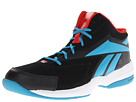 Reebok - Reebok Court Flyer (Black/Switch Blue/China Red/White)