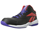 Reebok - Reebok Court Flyer (Black/China Red/White/Team Purple)