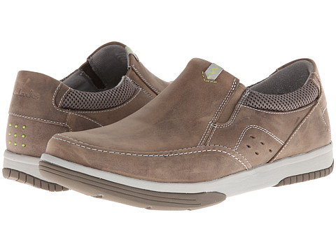 Clarks - Wavecamp Easy (Olive) Men's Shoes