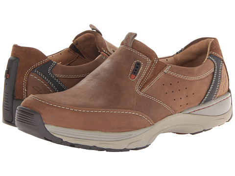 Clarks - Skyward Free (Tobacco) Men's Shoes