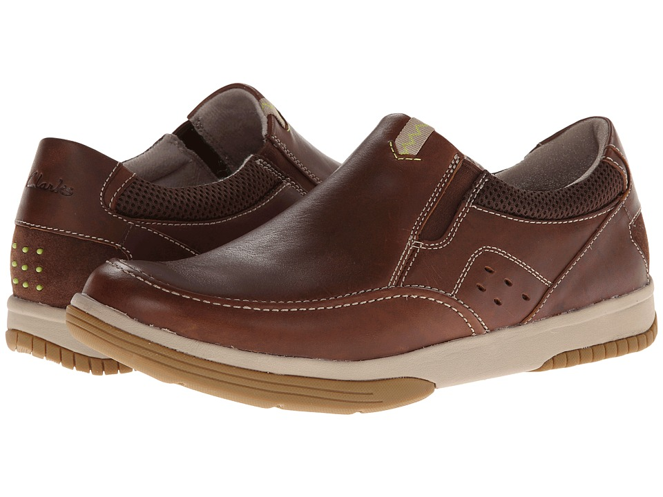 Clarks - Wavecamp Easy (Brown) Men
