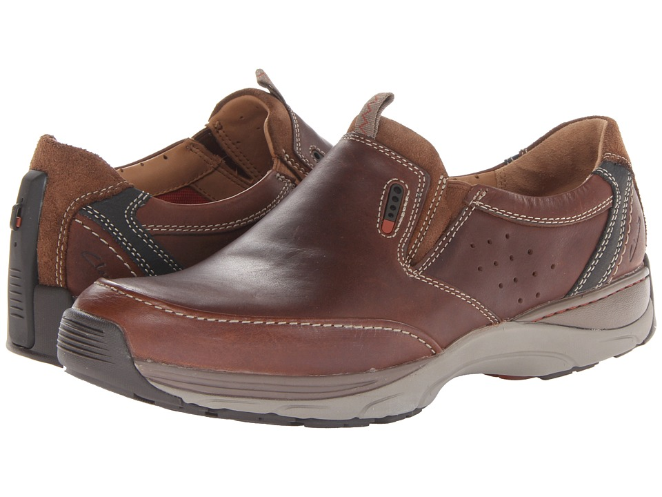Clarks - Skyward Free (Brown) Men's Shoes