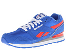 Reebok - Reebok Royal Mission (Vital Blue/China Red/White/Tin Grey/Reebok Royal)