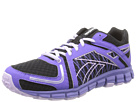 Reebok - Smoothflex Flyer (Black/Purple Vibe/Purple Oasis/Sea Glass/Pure Silver/White)