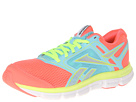 Reebok - Reebok Dual Turbo Flier (Punch Pink/Hydro Blue/Neon Yellow/White)
