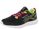 Reebok Reebok Sublite Prime (Black/Gravel/NEon Yellow/Pink Fusion/White) Women's Running Shoes