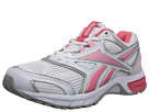 Reebok Southrange Run L (White/Victory Pink/Pure Silver/Carbon/Steel) Women's Running Shoes