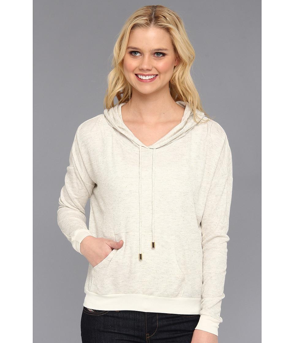 Tart - Nakita Thermal Hoody (Ash Lurex) Women's Sweatshirt