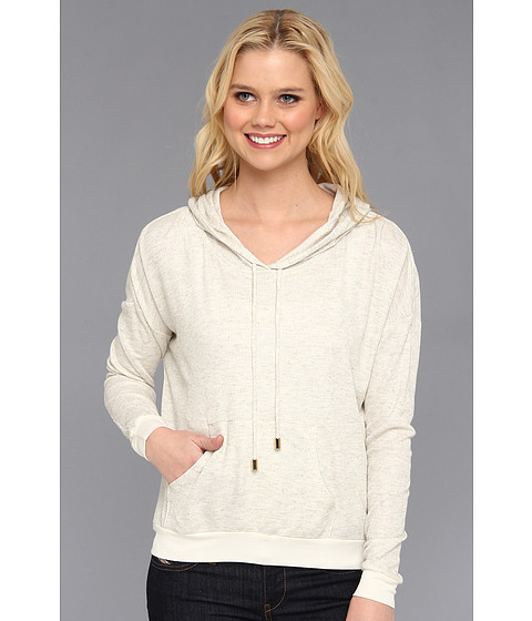 Tart - Nakita Thermal Hoody (Ash Lurex) Women's Sweatshirt