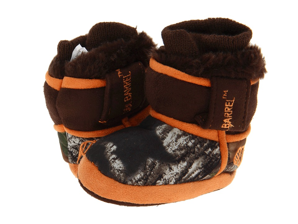 M&F Western - Cowboy Bootie Slipper (Infant/Toddler) (Mossy Oak) Men's Slippers