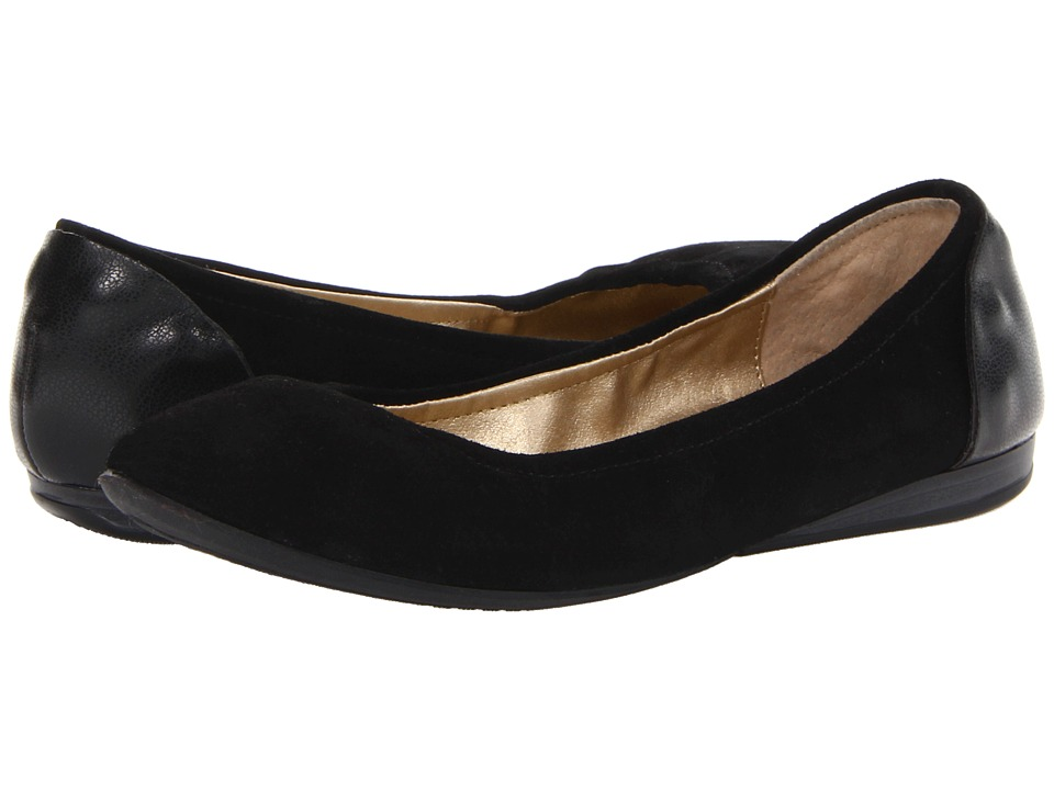 Kenneth Cole Reaction Ball A Womens Flat Shoes (Black)