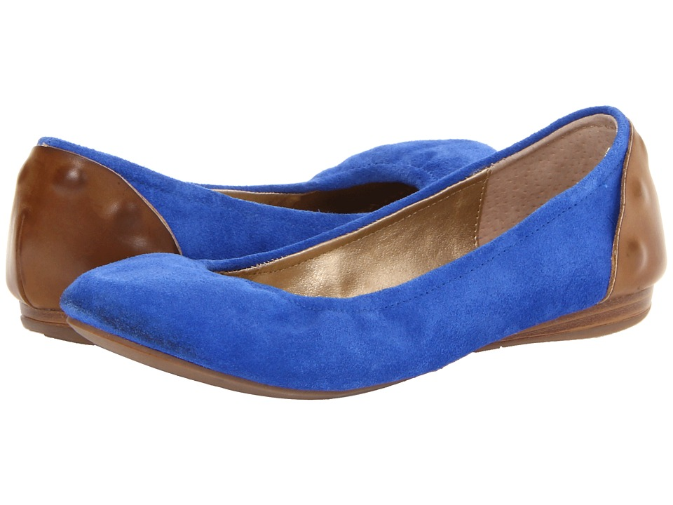 Kenneth Cole Reaction Ball A Womens Flat Shoes (Blue)