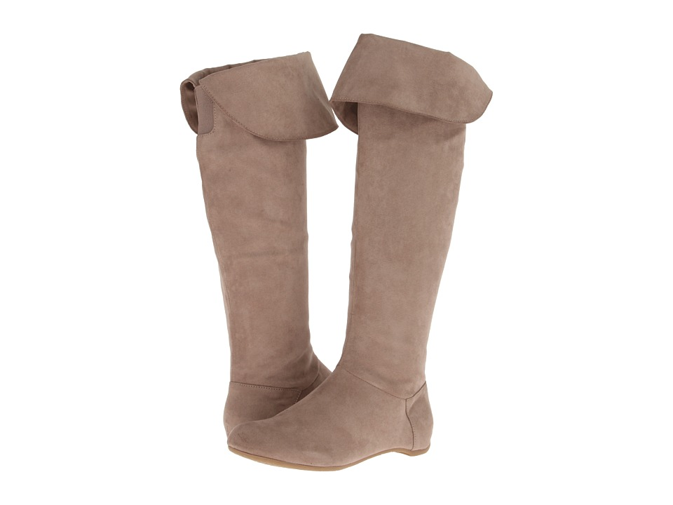 Kenneth Cole Reaction - Pro-Long (Taupe Suede) Women's Dress Boots