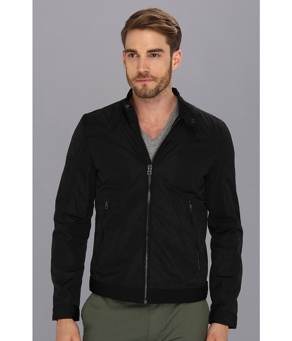 Diesel - J-Hollis Jacket (Black) Men's Coat