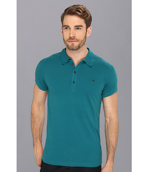 Diesel - T-Alfred Shirt (Leaf/Green) Men