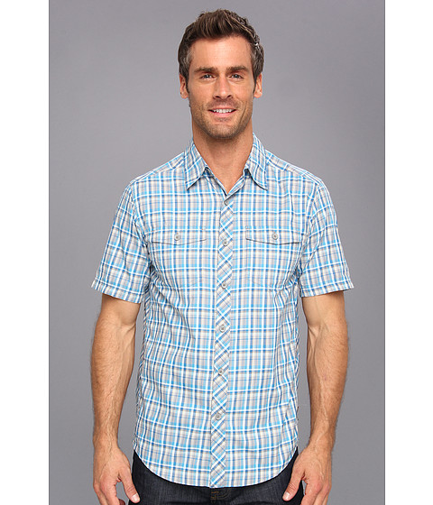 Royal Robbins - River Rock S/S (Bay Blue) Men