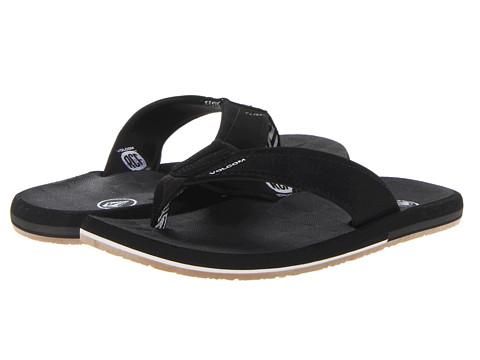Volcom - Victor (Black) Men's Sandals