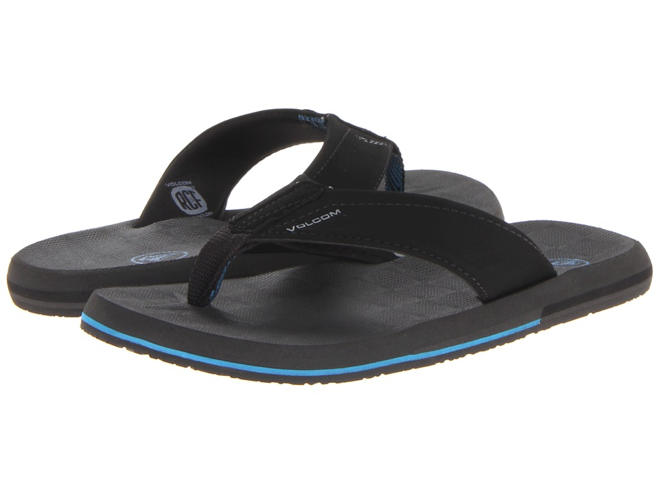 Volcom - Victor (Pewter) Men's Sandals