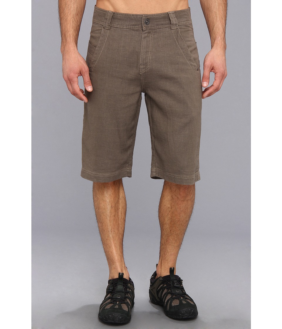 Royal Robbins - Ensenada Short (Taupe) Men