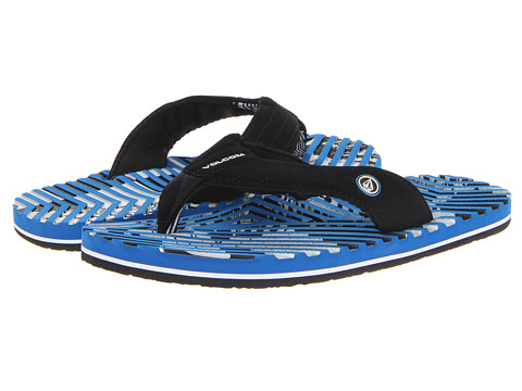 Volcom - Fraction (Blue) Men's Sandals