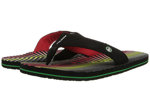 Volcom - Fraction (Rasta) Men