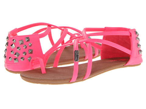 Volcom - Chill Out (Neon Pink) Women's Sandals