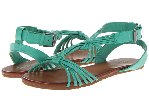 Volcom - Dream World (Aqua) Women's Sandals
