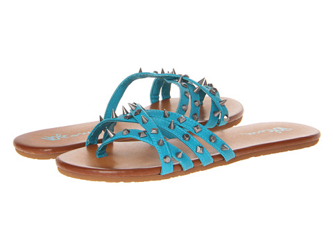 Volcom - Pool Party (Blue Bird) Women's Sandals