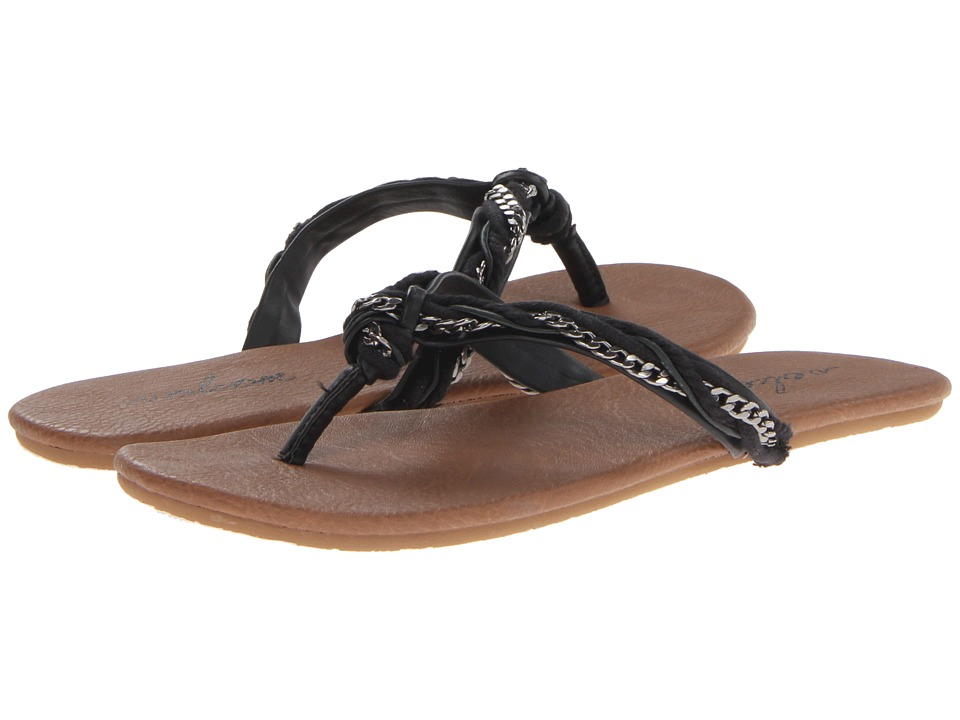 Volcom - Beach Party (Black) Women's Sandals