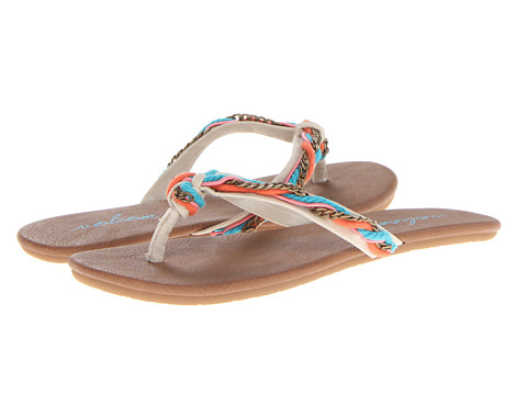 Volcom - Beach Party (Multi) Women's Sandals