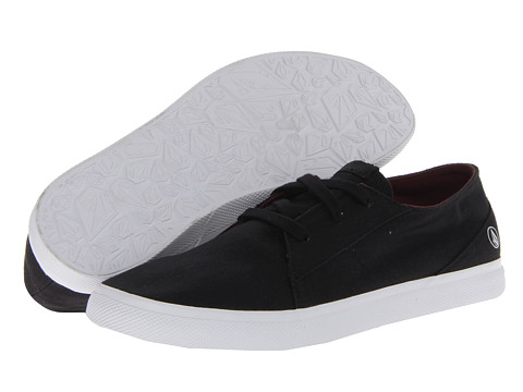 Volcom - Lo Fi (Black/Canvas 2) Men's Shoes
