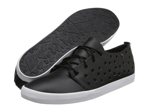 Volcom - On The Road (Black) Women's Lace up casual Shoes