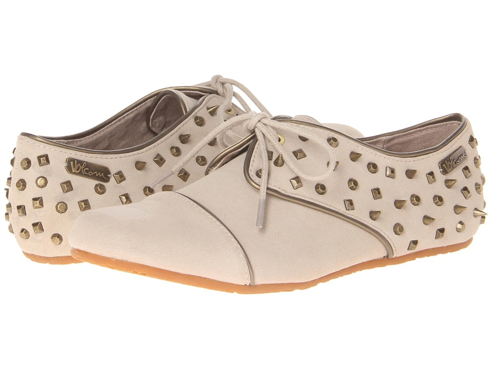 Volcom - One Way (Tan) Women's Lace up casual Shoes