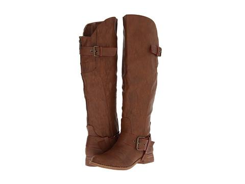 Not Rated - Boot Legger (Tan) Women's Boots