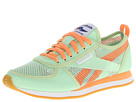 Reebok Reebok Royal CL Jogger SE (Sea Glass/Fluorange/White/Gum/Reebok Royal) Women's Classic Shoes
