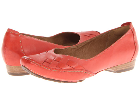 Clarks - Fara Paige (Red) Women's Shoes