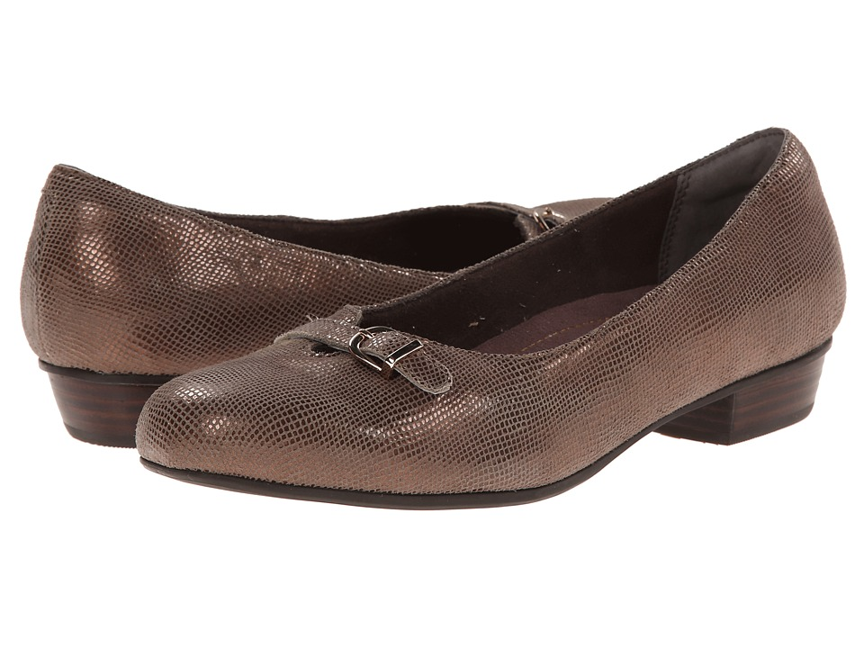 Clarks - Caswell Genoa (Taupe) Women's Shoes