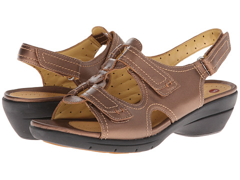 Clarks - Un.Orlanda (Bronze) Women's Shoes