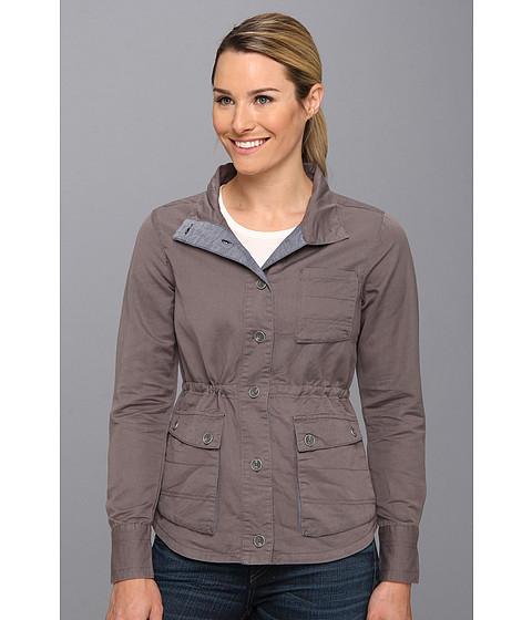 Toad&Co - Swept Away Jacket (Smoke) Women