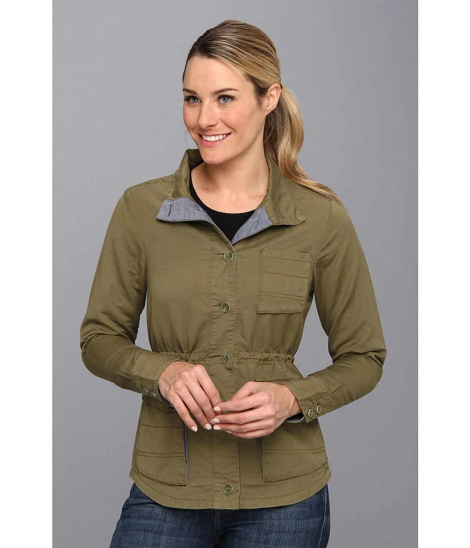 Toad&Co - Swept Away Jacket (Swamp) Women