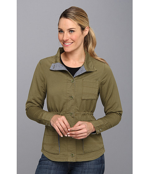 Toad&Co - Swept Away Jacket (Swamp) Women's Jacket