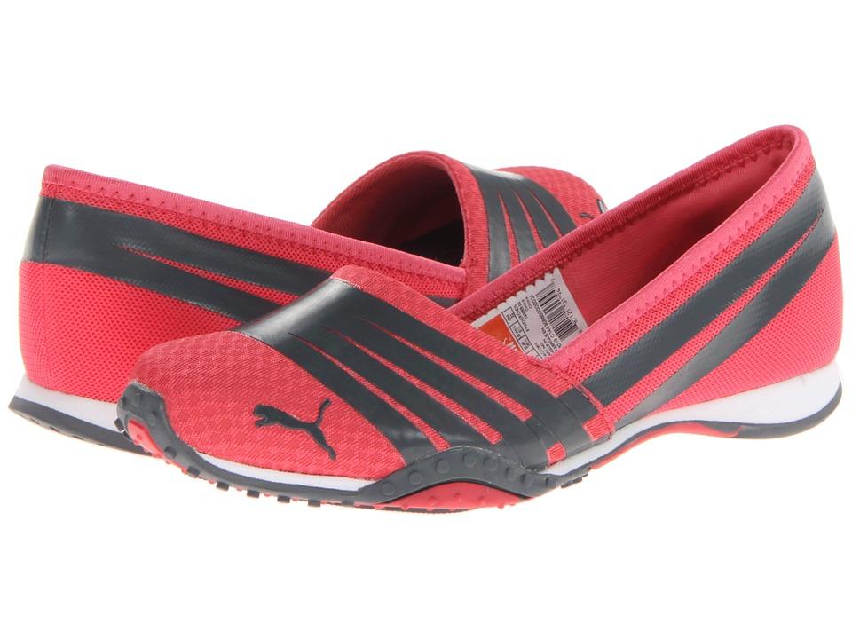 PUMA - Asha Alt 2 (Paradise Pink/Turbulence) Women's Ballet Shoes