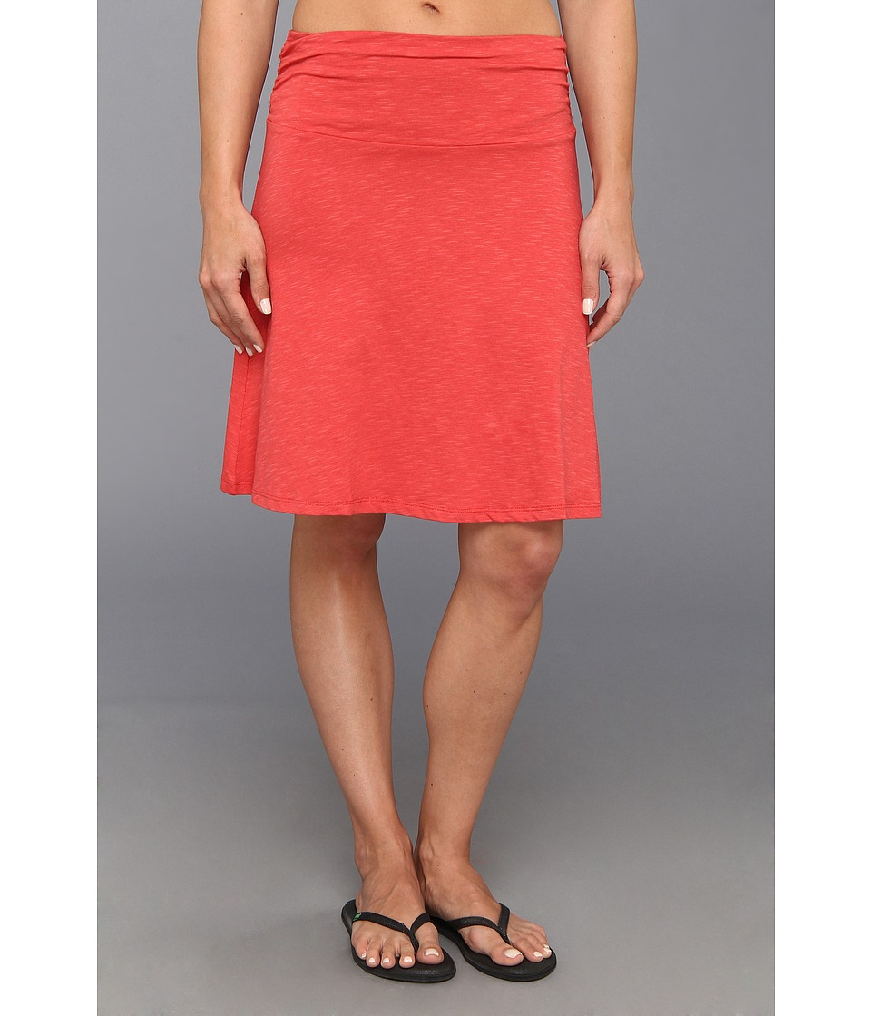 Toad&Co - Chaka Skirt (Watermelon) Women's Skirt