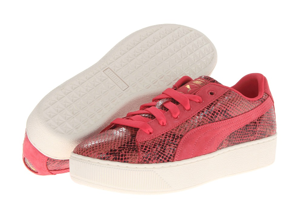 PUMA - Puma Classic Extreme Animal (Paradise Pink) Women's Shoes