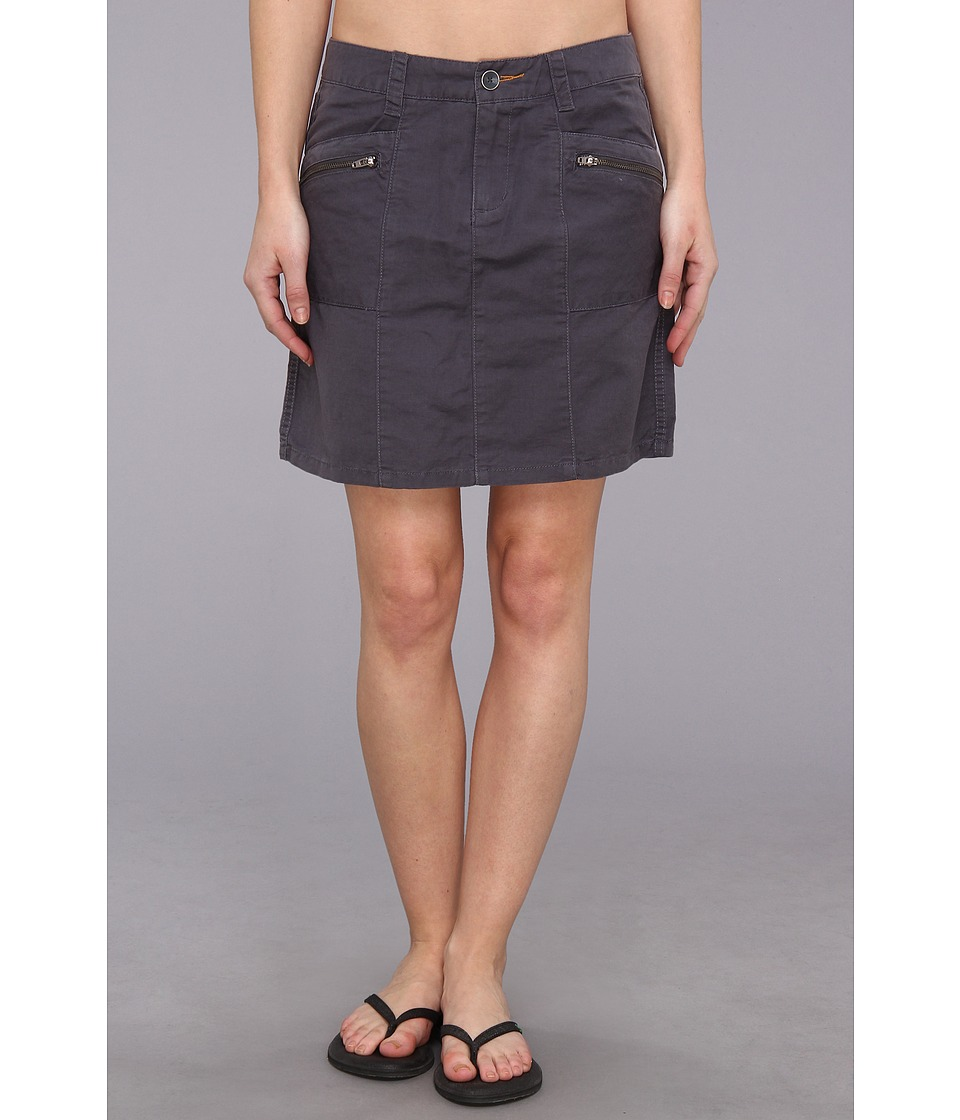 Toad&Co - Swept Away Skirt (Blue Steel) Women