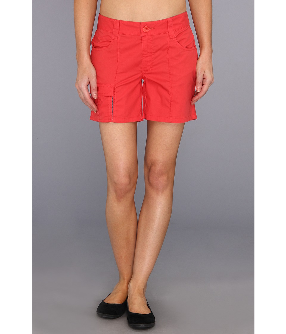 Toad&Co - Jumpstart Short 5 (Watermelon) Women's Shorts