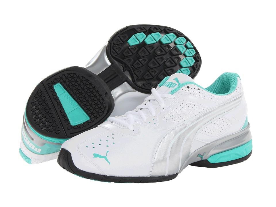 PUMA - Tazon 5 NM (White/Puma Silver) Women's Shoes