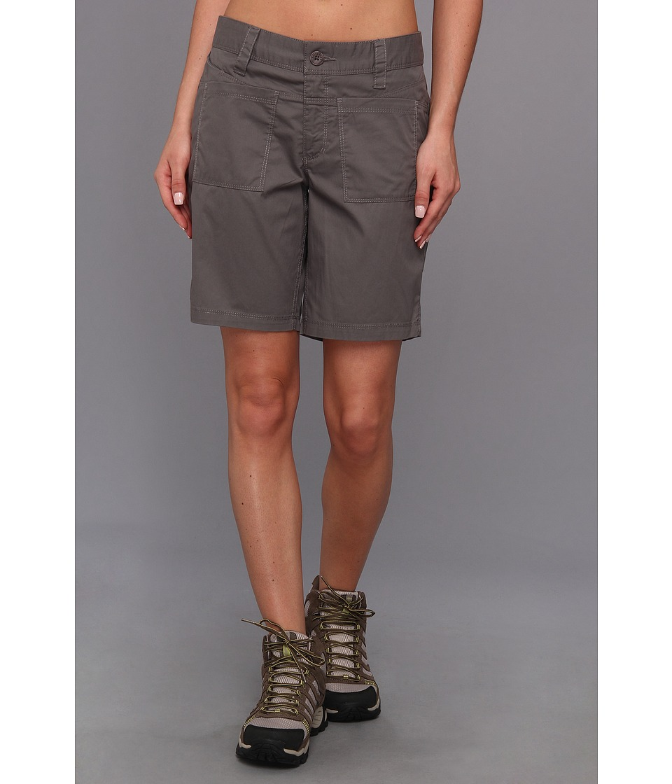 Toad&Co - Jamplay Short 8 (Smoke) Women's Shorts